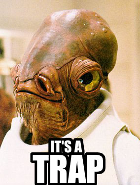 Ackbar sold vol. Bad Ackbar.