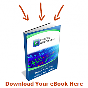 Get Your Bollinger Band eBook Here, But Before You Do...