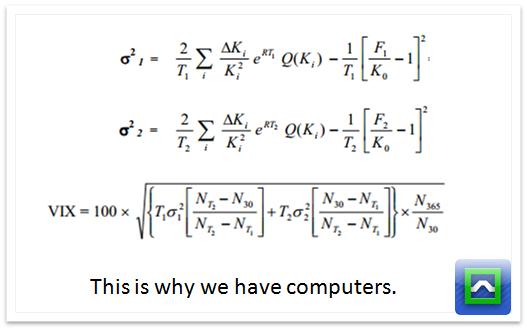 vix-calculation