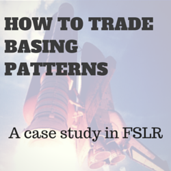 How to Trade Basing Patterns: A Video Case Study in FSLR