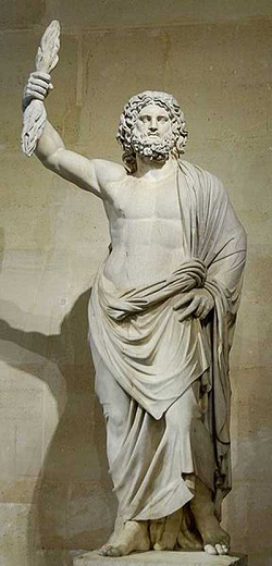 Zeus was always short gamma.