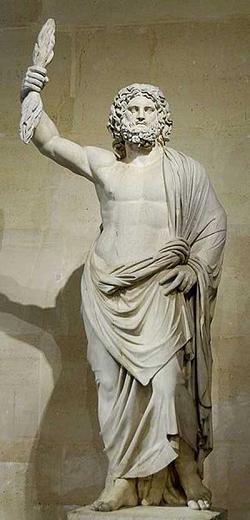 Zeus was always short gamma.