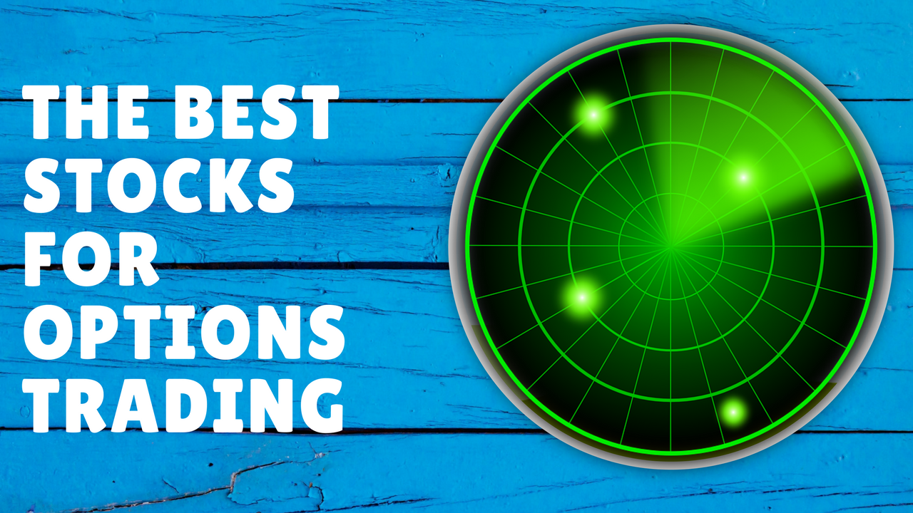 Best stocks for options trading